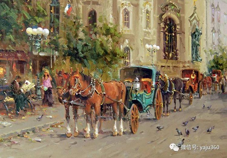 Mostafa Keghani印象绘画欣赏一插图9
