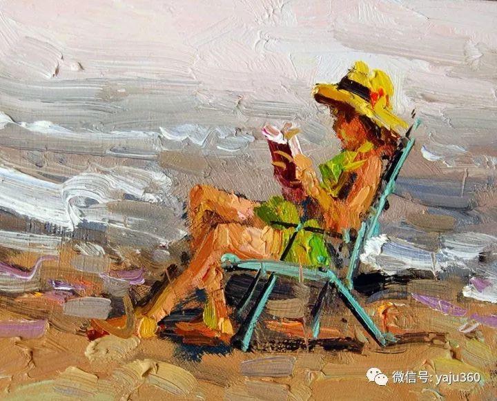 Mostafa Keghani印象绘画欣赏一插图21