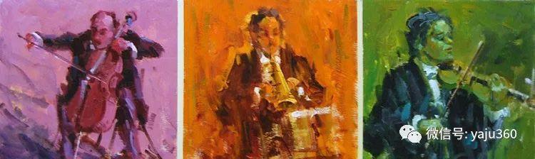 Mostafa Keghani印象绘画欣赏一插图29
