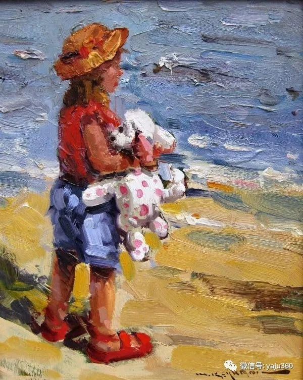 Mostafa Keghani印象绘画欣赏一插图33
