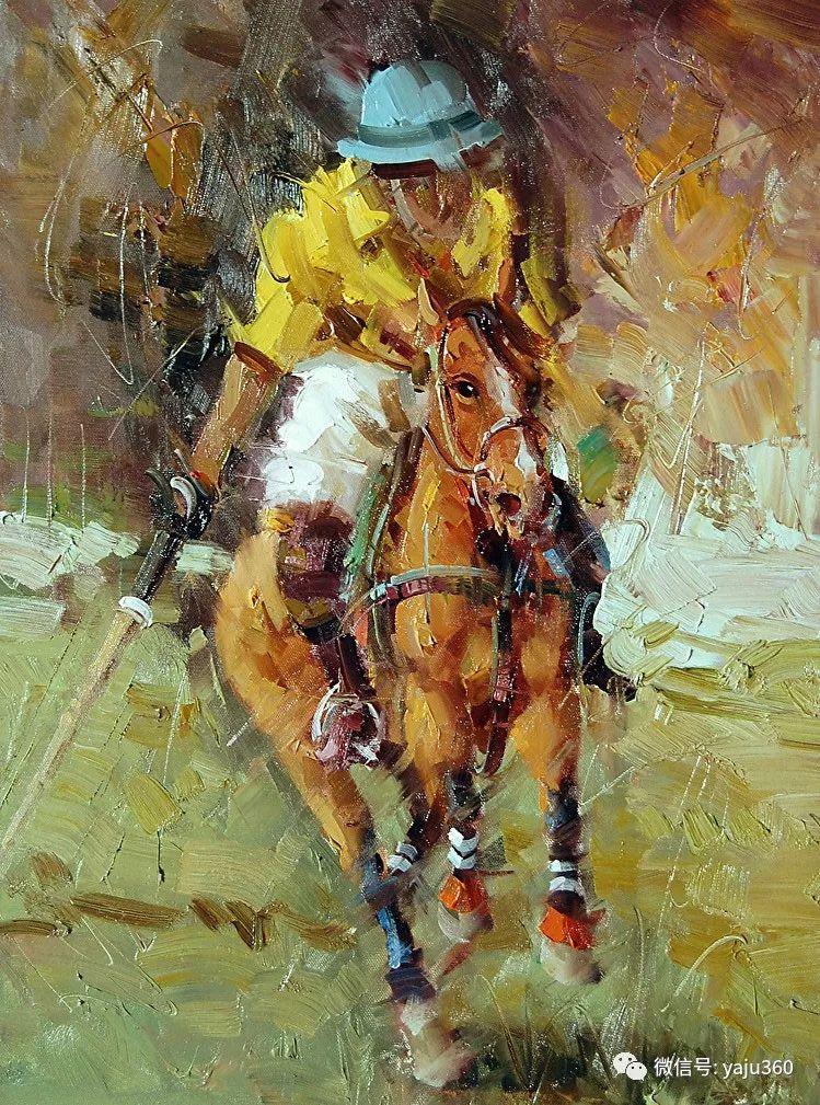 Mostafa Keghani印象绘画欣赏一插图35