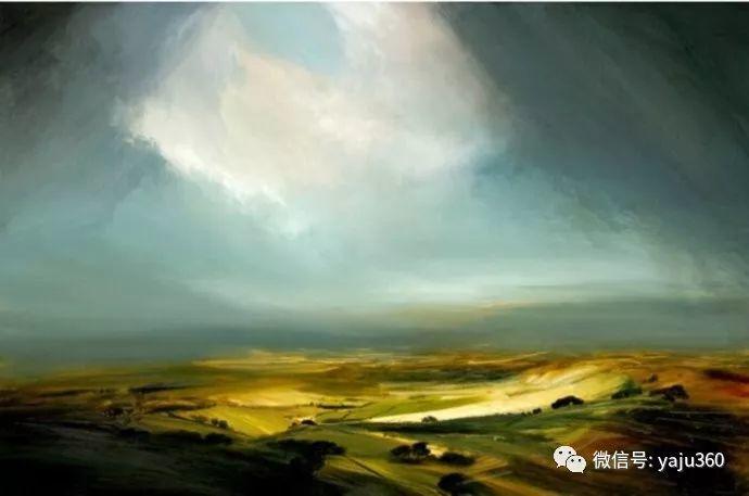 James Naughton 风景油画插图1