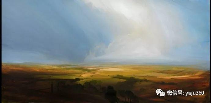 James Naughton 风景油画插图4