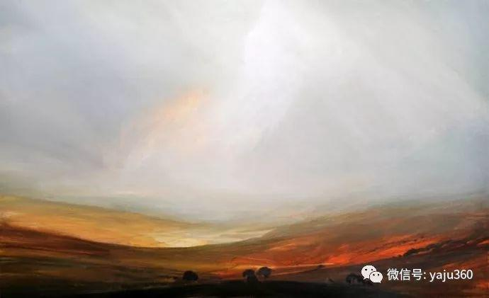 James Naughton 风景油画插图5