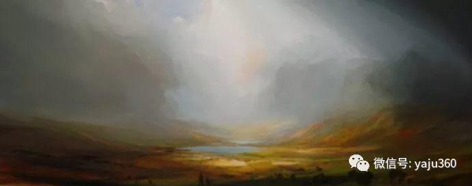 James Naughton 风景油画插图6