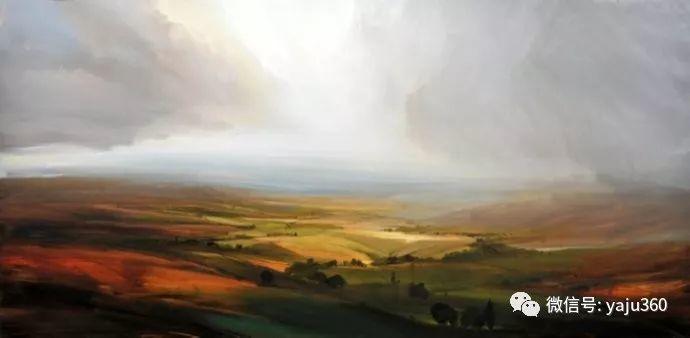 James Naughton 风景油画插图7