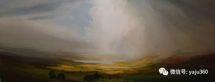 James Naughton 风景油画插图8