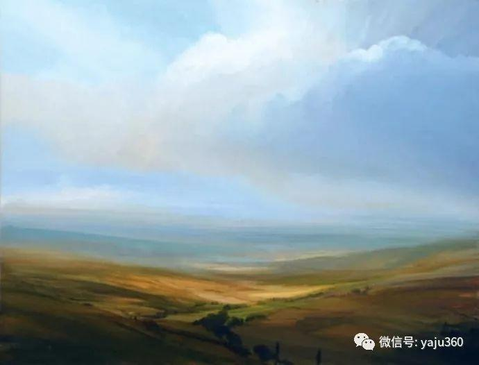 James Naughton 风景油画插图9