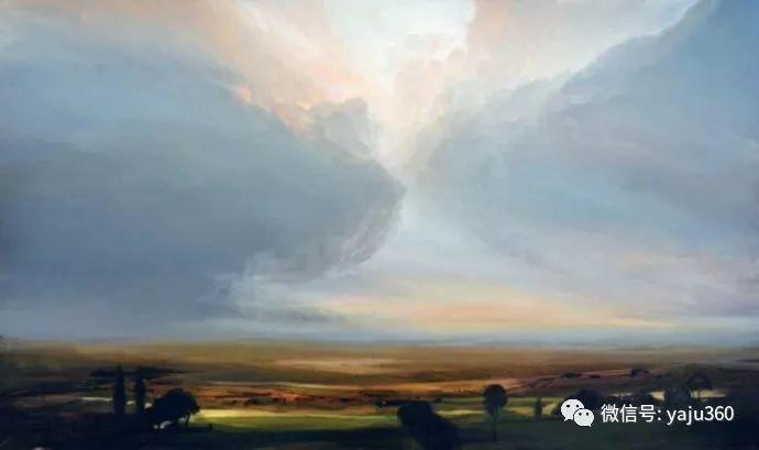 James Naughton 风景油画插图10