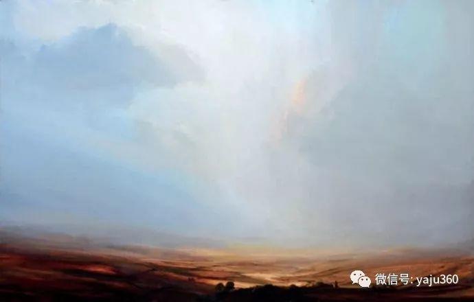 James Naughton 风景油画插图11