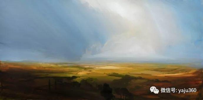 James Naughton 风景油画插图14