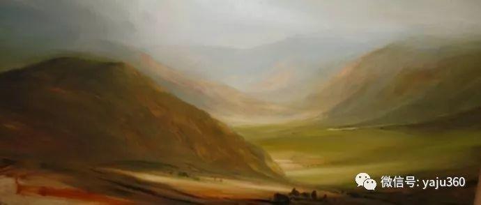 James Naughton 风景油画插图15