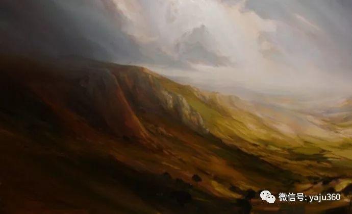 James Naughton 风景油画插图16