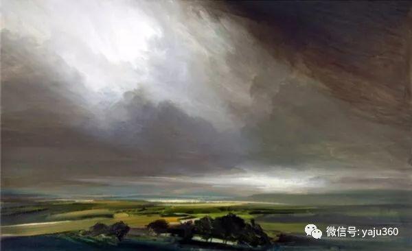 James Naughton 风景油画插图17