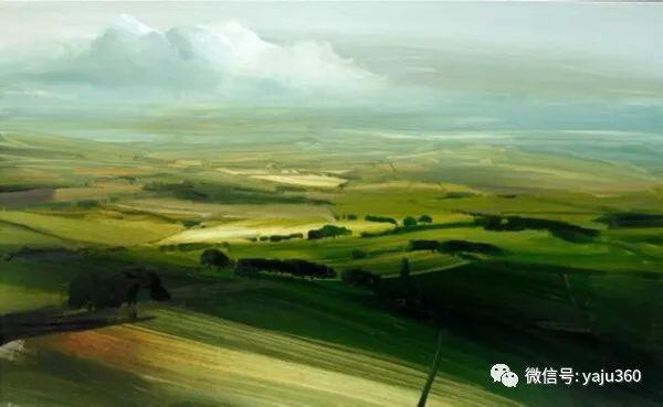 James Naughton 风景油画插图18