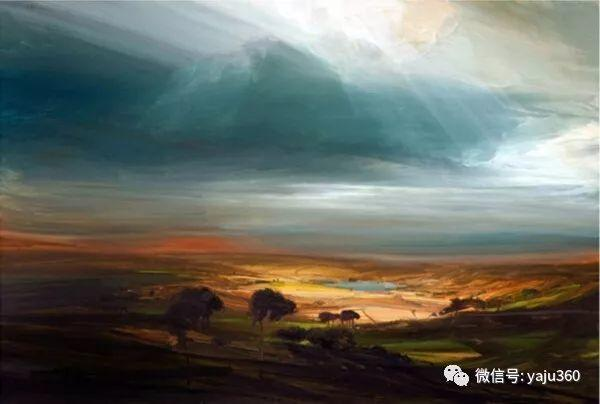 James Naughton 风景油画插图19