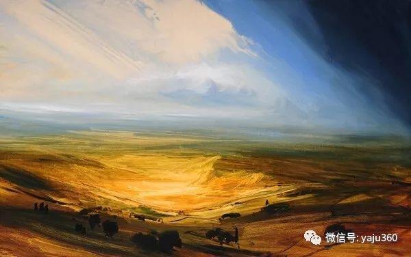 James Naughton 风景油画插图20