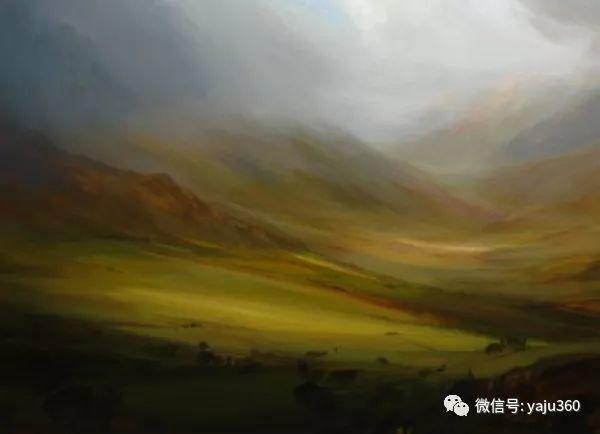 James Naughton 风景油画插图23