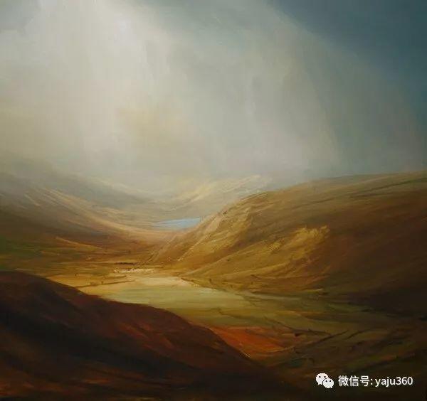 James Naughton 风景油画插图24