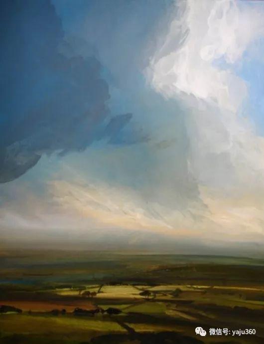 James Naughton 风景油画插图25