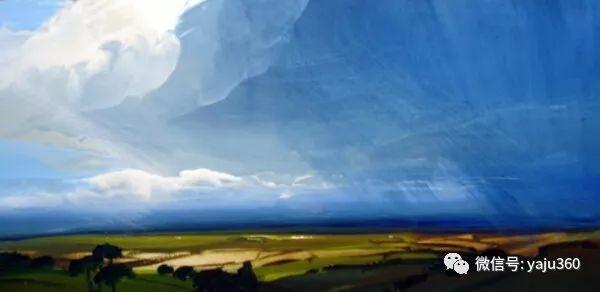 James Naughton 风景油画插图26