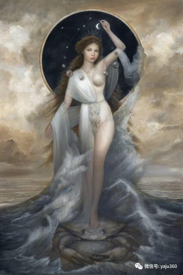 北欧神话女神插图4