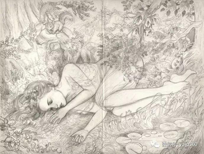 北欧神话女神插图13
