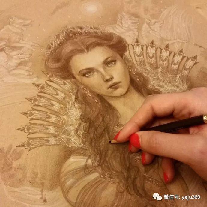 北欧神话女神插图7