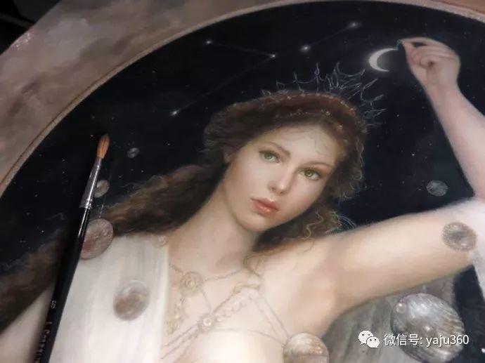 北欧神话女神插图8