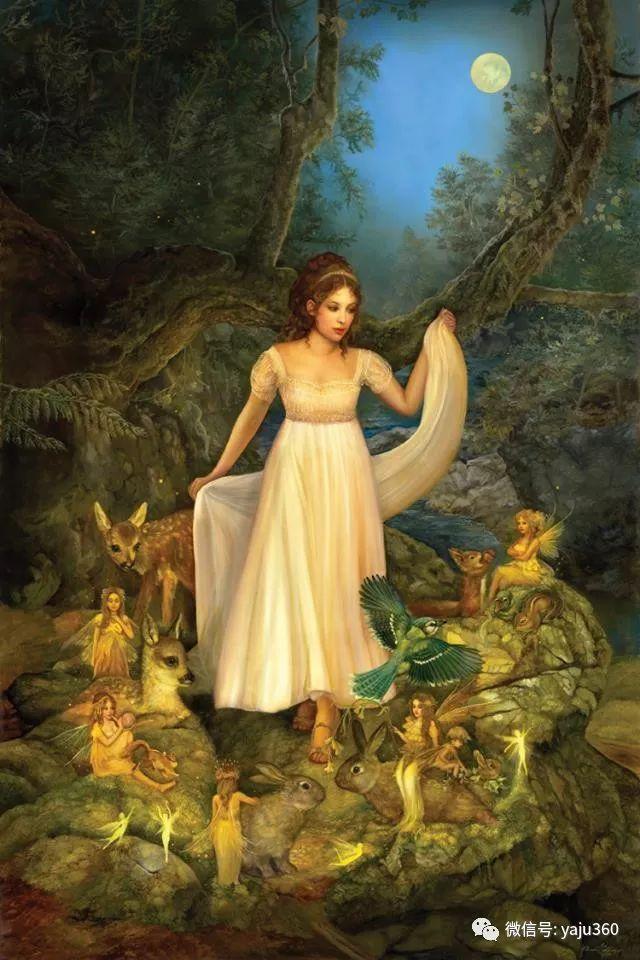 北欧神话女神插图11