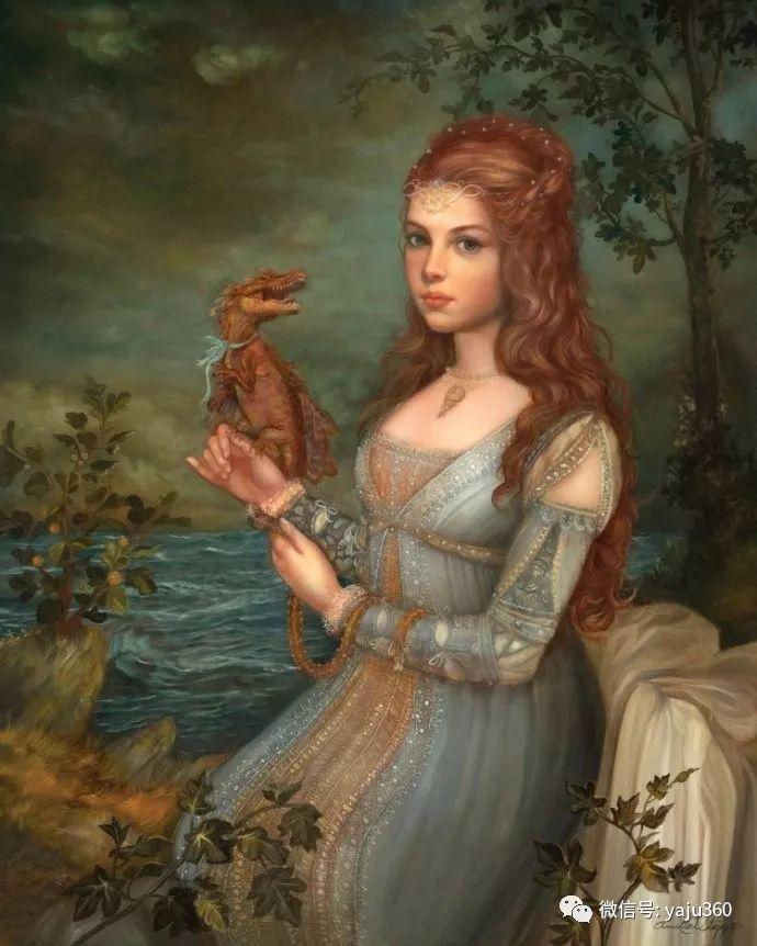 北欧神话女神插图17