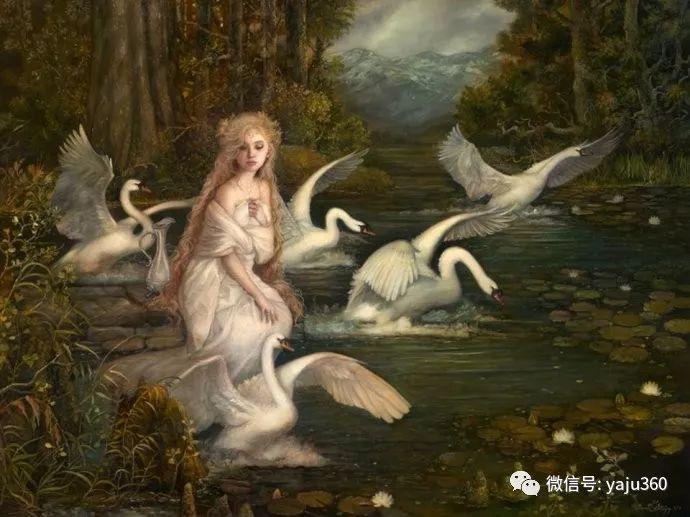 北欧神话女神插图29