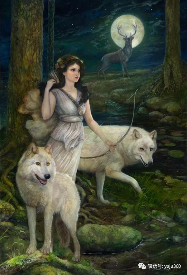 北欧神话女神插图34