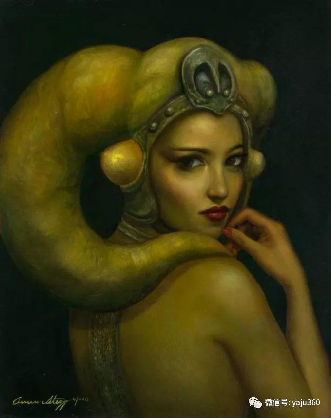 北欧神话女神插图41