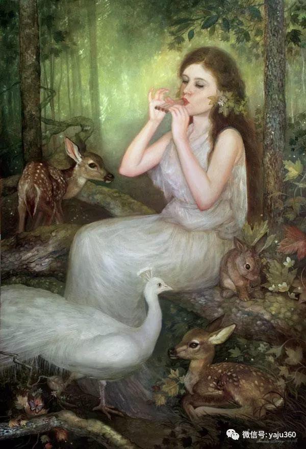 北欧神话女神插图87