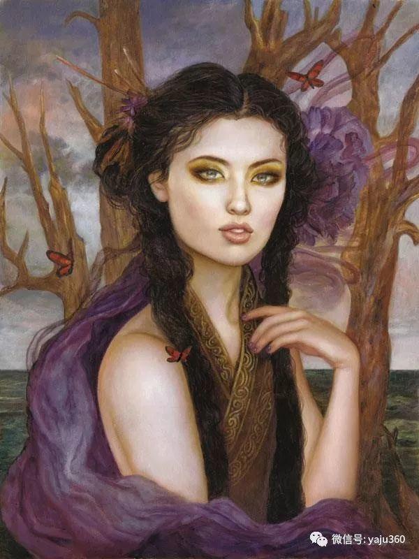 北欧神话女神插图97