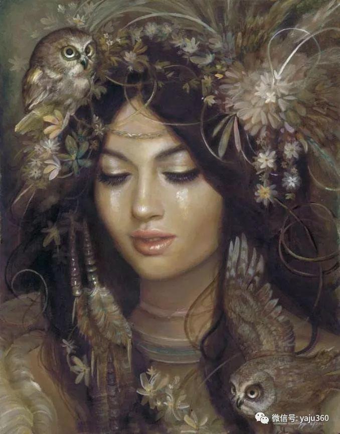 北欧神话女神插图103