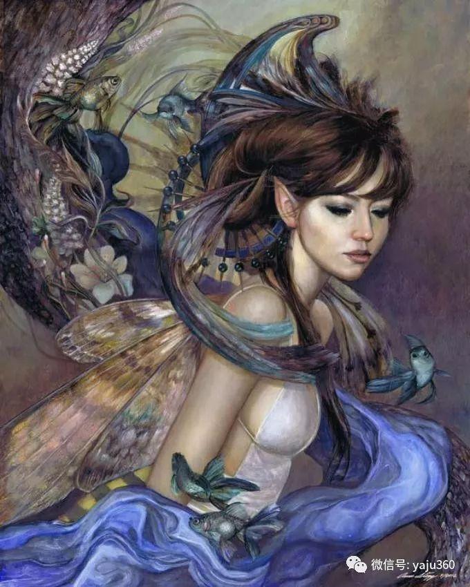 北欧神话女神插图105