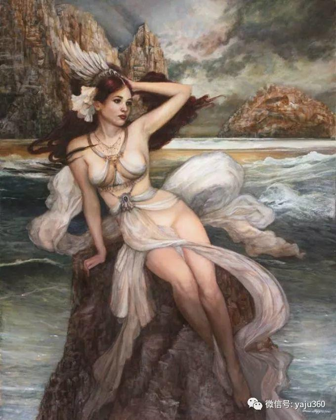 北欧神话女神插图115