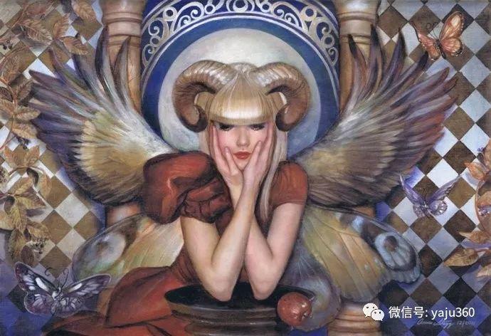 北欧神话女神插图117