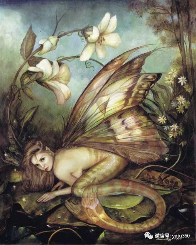 北欧神话女神插图121