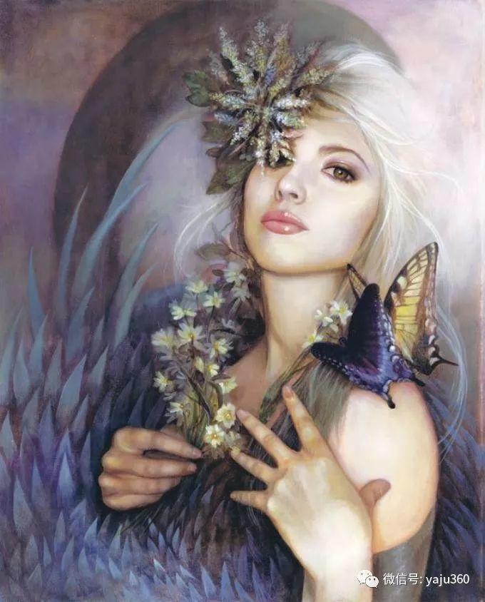北欧神话女神插图123