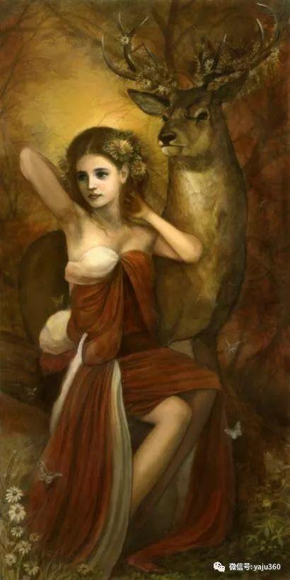 北欧神话女神插图139