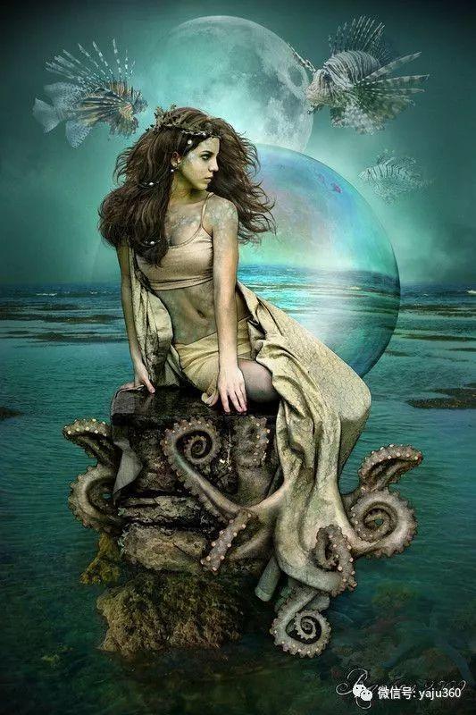 北欧神话女神插图147