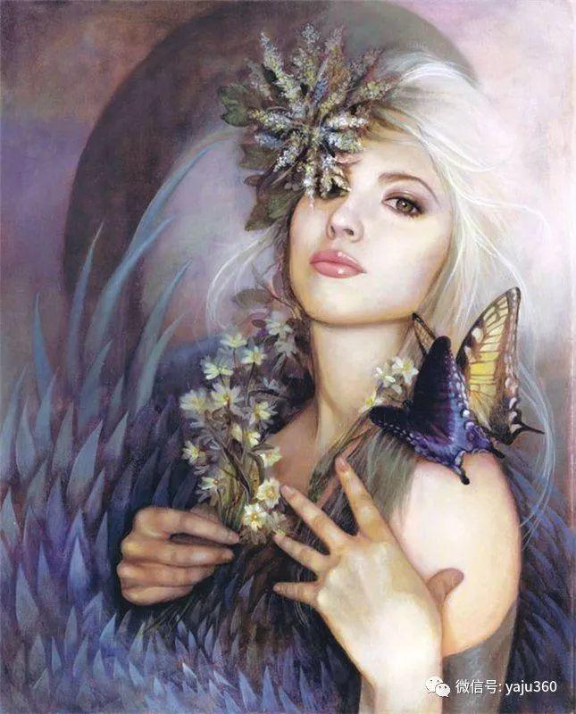 北欧神话女神插图151