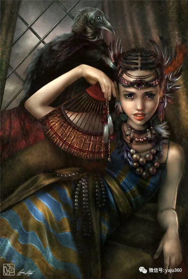 北欧神话女神插图76