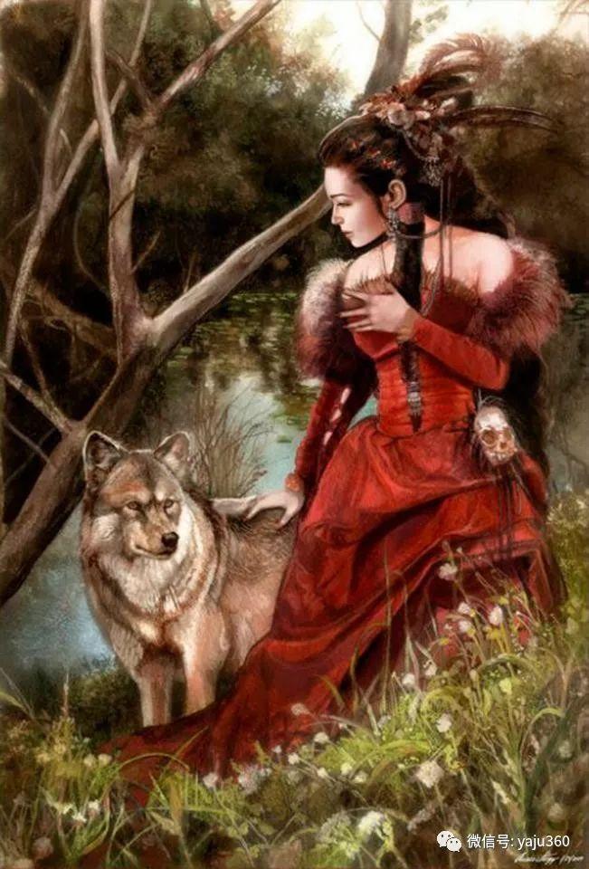 北欧神话女神插图155