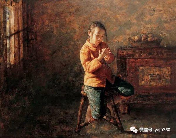 朱春林油画欣赏插图13