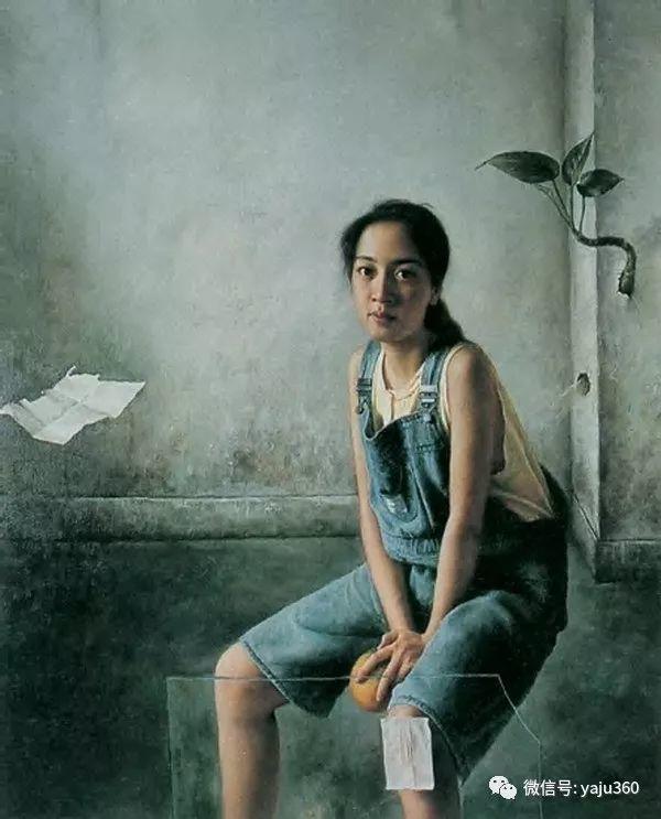 朱春林油画欣赏插图15