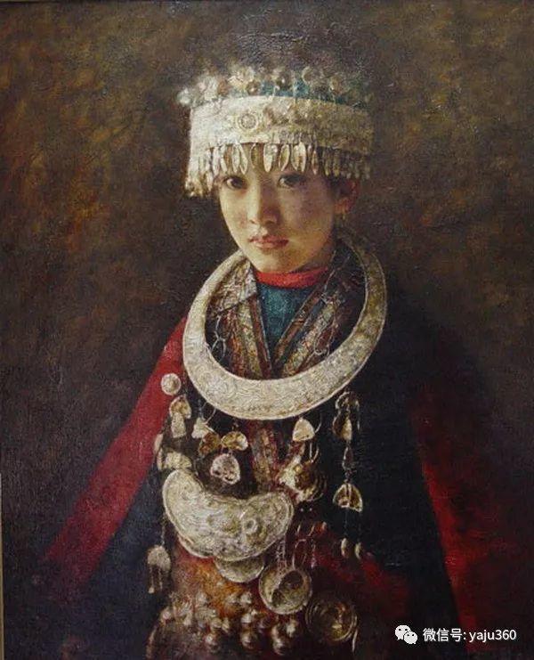 朱春林油画欣赏插图19